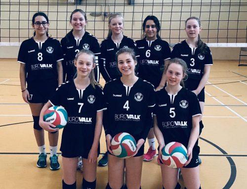 Die Volleyballmannschaft – TUB Bocholt